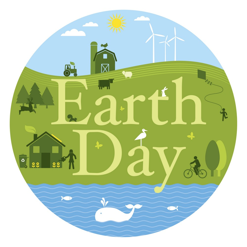 Gear up for Earth Day!