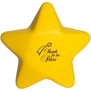 Slow Return Foam Star Squeezies® Stress Reliever