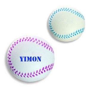 Baseball Shape Stress Reliever / Fun Toy