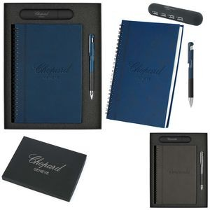 Bergamo Tech & Stationery Gift Set