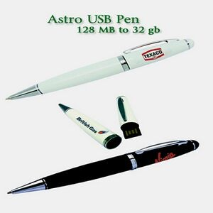 Astro USB Pen Flash Drive - 2 GB Memory